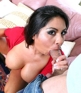 Hd erotic photos latin blowjob.